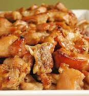 Курица с куркумой «По-Испански»