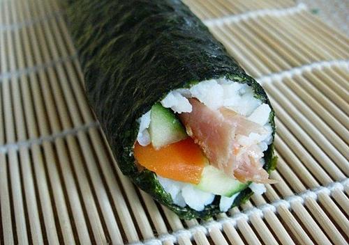 рецепт домашние суши