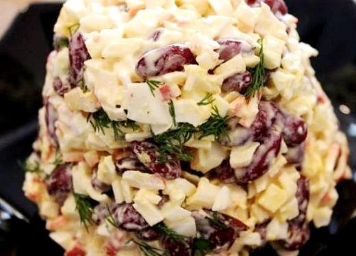 Топ 10 самых быстрых и простых салатов