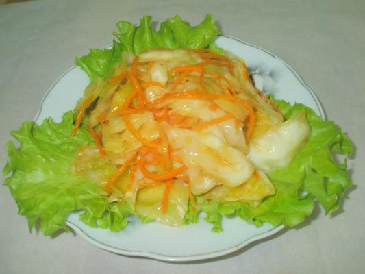 Бомбовая мариноваyная капустка 5 рецептов