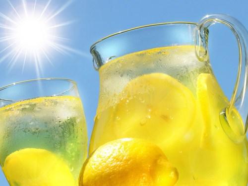 Лимонад домашний по-быстрому
